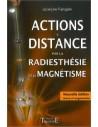 Actions à distance par la radiesthésie et magnétisme - Jocelyne Fangain