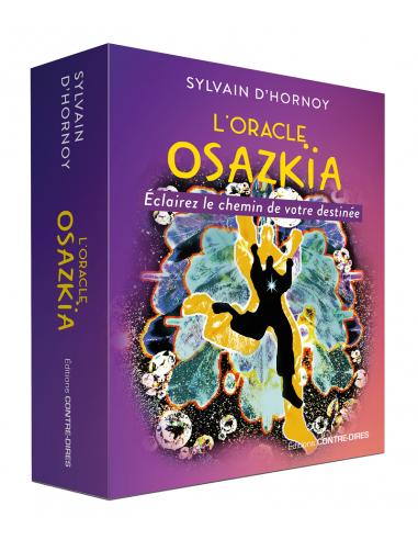 L'Oracle Osazkïa - Eclairez le chemin de votre destinée - Sylvain d'Hornoy