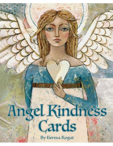Angel Kindness Cards (Anglais) - Teresa Kogurt