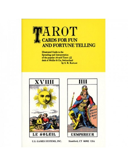 Book Tarot Cards For Fun And Fortune Telling