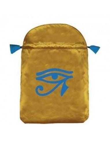 Bourse pour Tarot Oeil d'Horus
