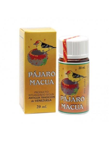 Extrait Pajaro Macua 20 ml pour l'amour et la bonne fortune