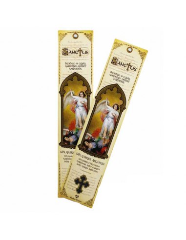 Pochette encens Saint Gabriel - 15 bâtonnets