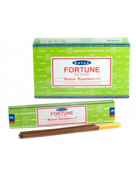 Encens Satya Fortune - Chance (bâtonnets)