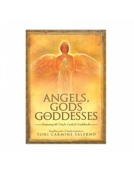 Angels, Gods & Goddesses Oracle - Toni Carmine Solarno