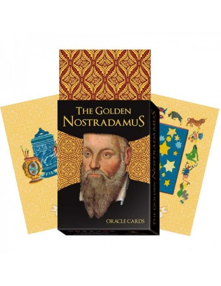 The Golden Nostradamus Oracle