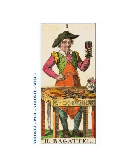Tarot Classique - Carlo Della Rocca