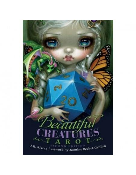 Beautiful Creatures Tarot, 2nd Edition - J.R. Rivera & Jasmine Beckett-Griffith