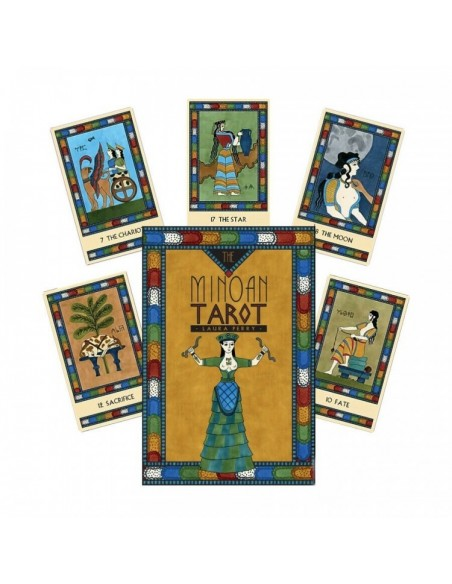 The Minoan Tarot  - Laura Perry