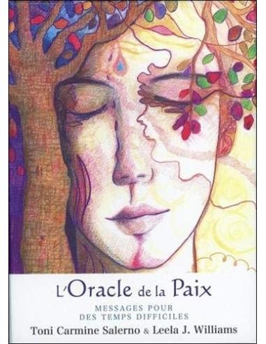 L'oracle de la paix - Toni Carmine Salerno & Leela J. Williams