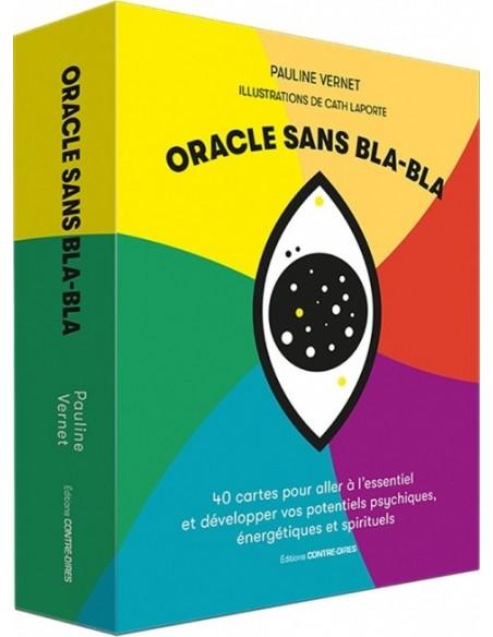 Oracle sans bla-bla - Pauline Vernet & Cath Laporte (Illustrations)