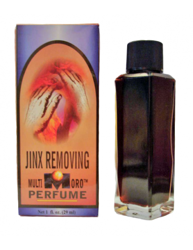 Parfum Jinx Removing - Lever les malédictions - Multi Oro