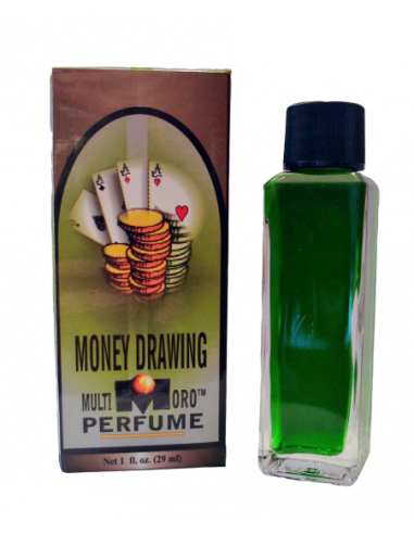 Parfum Attire l'argent - Money Drawing - Multi Oro