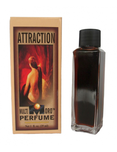 Parfum Attraction Multi Oro