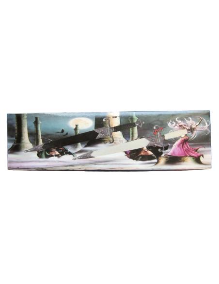 Athamé Yggdrasil avec fourreau