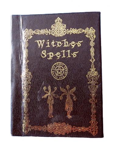 Journal des sorcières (cahier vierge)