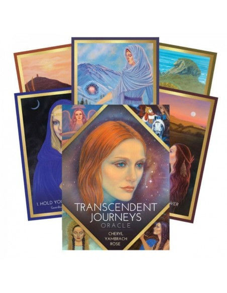 Transcendent Journeys Oracle - Cheryl Yambrach Rose