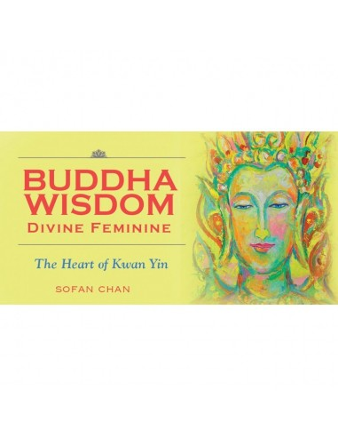 Buddha Wisdom Divine Feminine - Sofan Chan