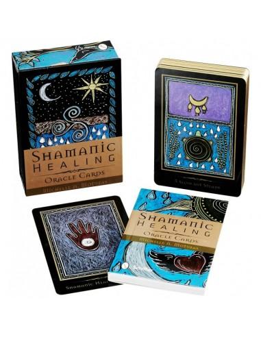 Shamanic Healing Oracle Cards - Michelle A. Motuzas