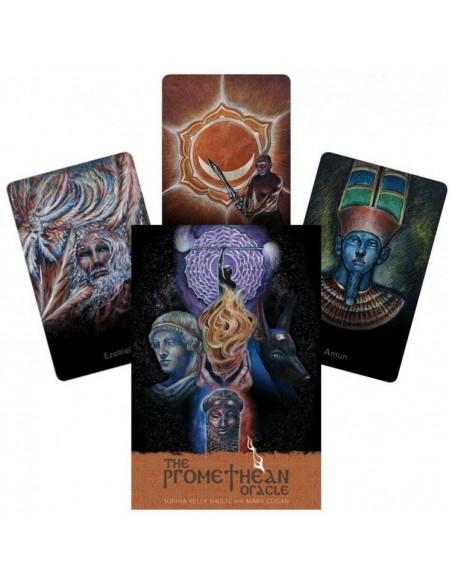 The Promethean Oracle - Sophia Kelly Shultz & Mark Cogan