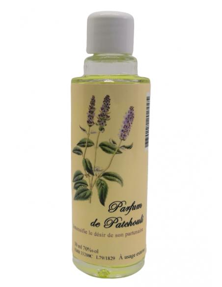 Parfum floral Patchouli