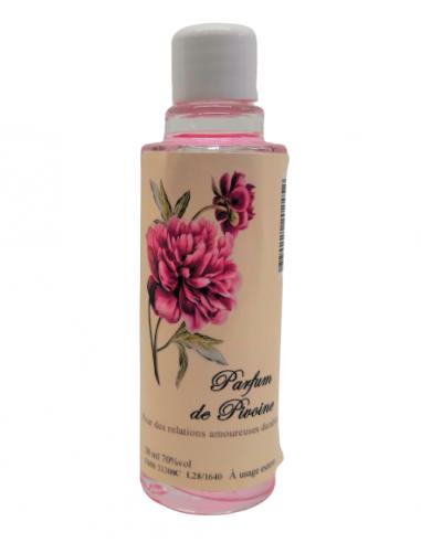Parfum floral Pivoine