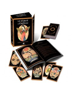 Le Tarot de Gulliver - Gulliver l'aventurière