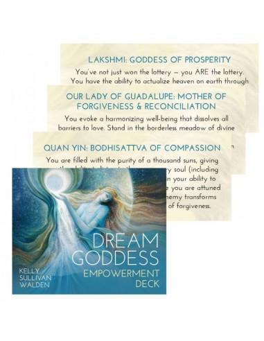Dream Goddess Empowerment Deck -...