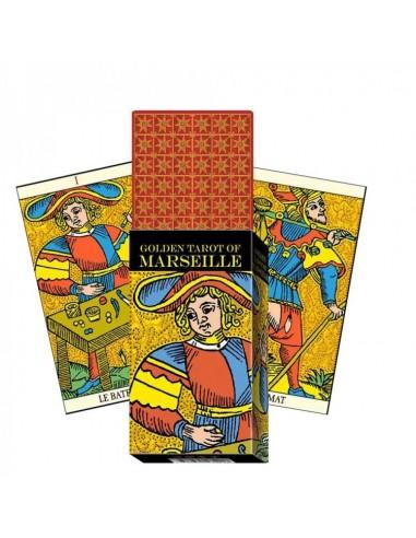 Tarot doré de Marseille - Claude Burdel