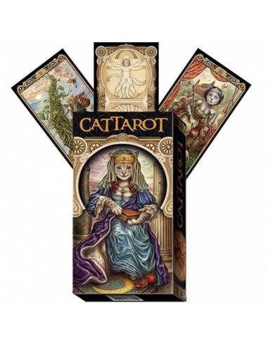 Cat Tarot - Tarot des Chats -...