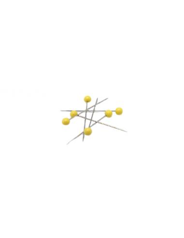 Epingles (7 pièces) couleur au choix