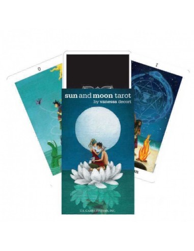 Sun and Moon Tarot - Vanessa Decort