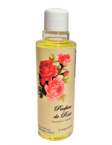 Parfum floral Rose