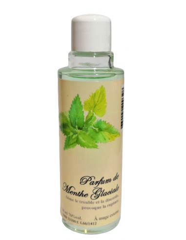 Parfum floral Menthe glaciale