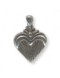 Pendentif Chakra Coeur