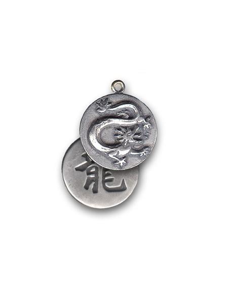 Pendentif Dragon Feng Shui