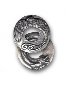 Pendentif Dragon & Phénix Feng Shui