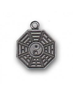 Pendentif Yin Yang pa kua yin Feng Shui
