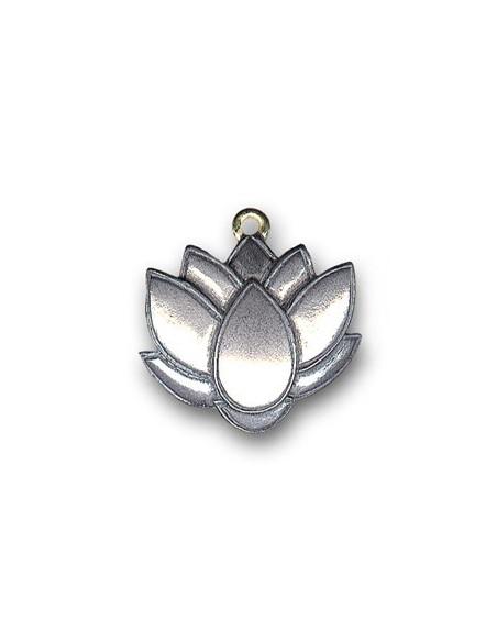 Pendentif Lotus Feng Shui