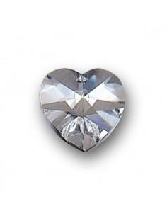 Pendentif Coeur de cristal Feng Shui