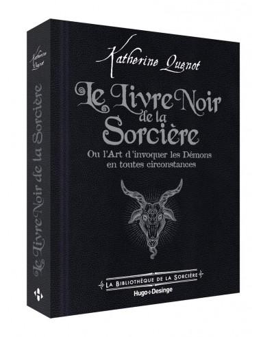 Le Livre noir de la sorcière -...