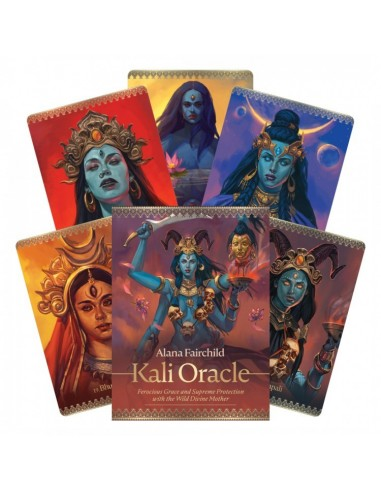 Kali Oracle: Ferocious Grace and...