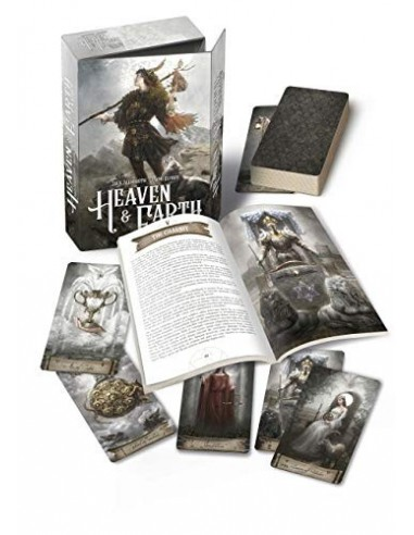 Heaven & Earth Tarot Kit (Anglais) -...