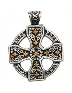 Pendentif Croix rune celte