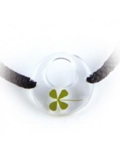 Bracelet Trèfle à 4 feuilles (donut)