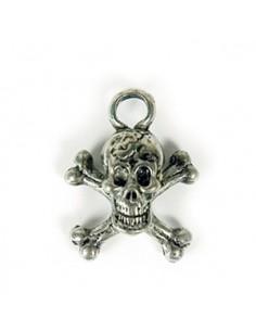 Pendentif Tête de Mort Petit Pirate 03