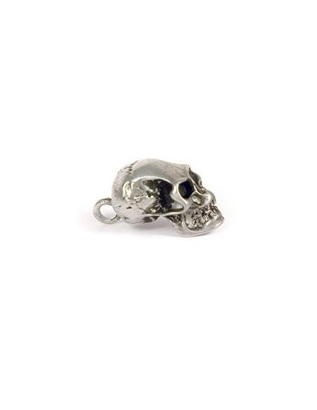 Pendentif Crâne long 11
