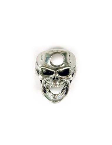 Pendentif Crâne troué 12