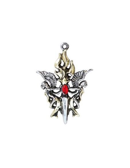 Gardiens de la flamme sacrée (Pendentif)
