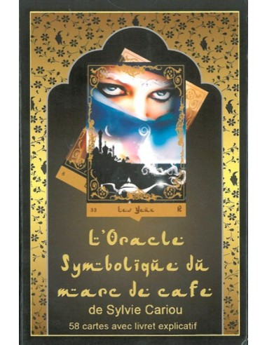 L'Oracle Symbolique du marc de café - Sylvie Cariou